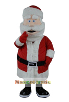 Santa Clause Mascot Costume Custom Mascot Made Party Outfits Carnival Costumes Christmas Dress
