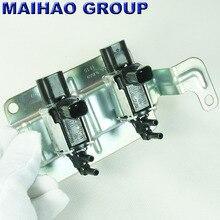 5 шт./лот впускной коллектор вакуум бегун электромагнитный клапан 1357313 4M5G-9J559-NB для FORD Focus Cmax Mondeo Mazda 3 5 6 CX7