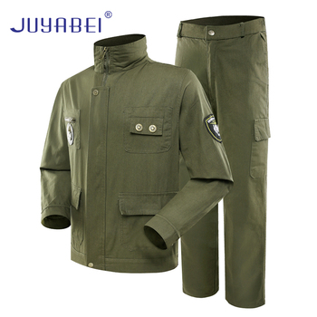 Tactical Long-sleeved Military Uniform Suit Camouflage Men's Special Forces Tooling Jacket + Pants Field Combat Training Suit men jungle outdoor tactical military combat uniform camouflage suit hunting long sleeve jacket long pants trousers set clothing