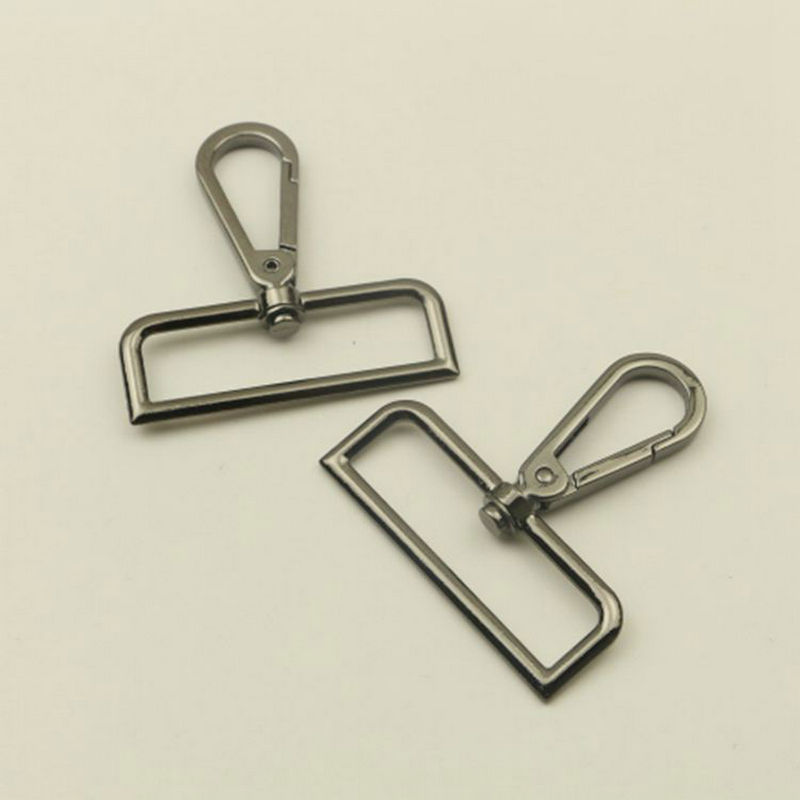 BDTHOOO 10PCS Metal Hook Buckle 2 Inch Claw Bag Lobster Swivel Clasp Trigger Clips Snap Buckle Hook Handbag Hardware Accessories