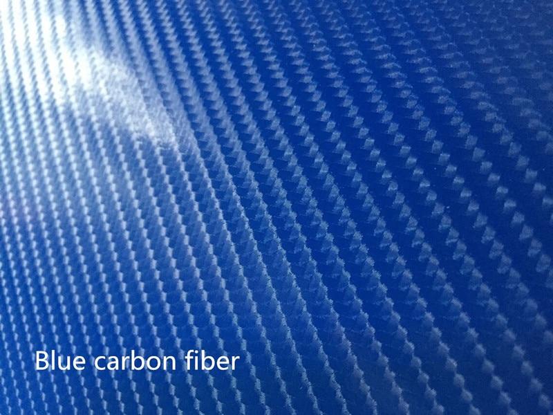 Ноутбук углеродного волокна виниловая кожа наклейка крышка для ASUS G73 G73JW G73JH G73SW 17,3-дюймов - Цвет: Blue Carbon fiber