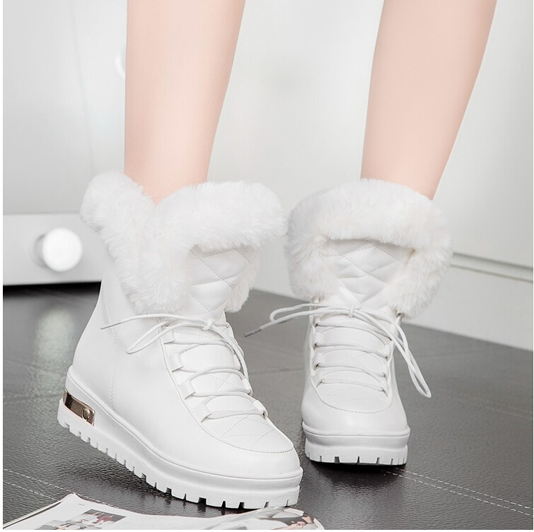Compare Prices on Snow Boots with White Fur- Online Shopping/Buy ...