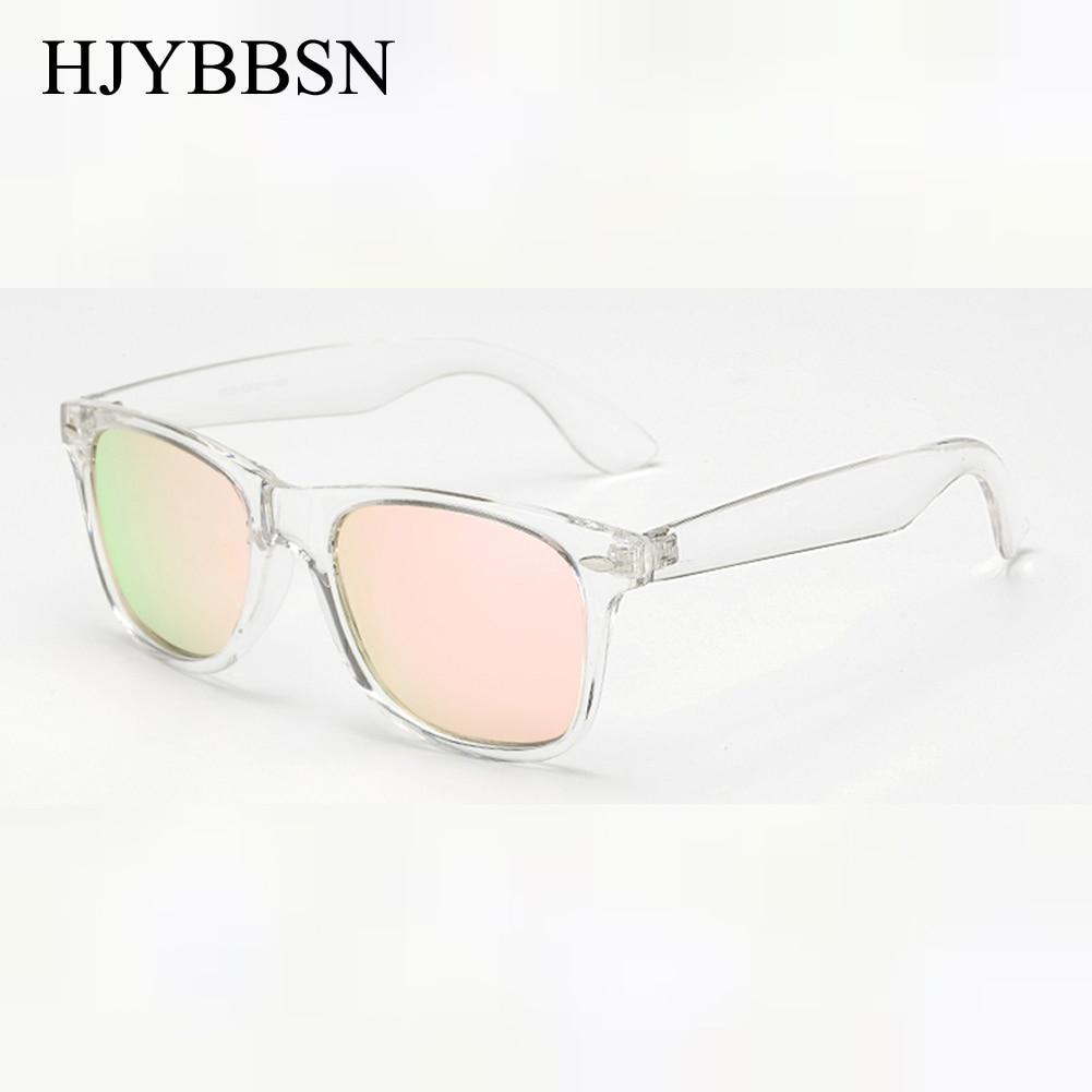 HJYBBSN Unisex Retro Polarized Sunglasses Mirror Lens Vintage Sun Glasses For Men Women Polaroid Sunglasses Uv400 Retro De Sol