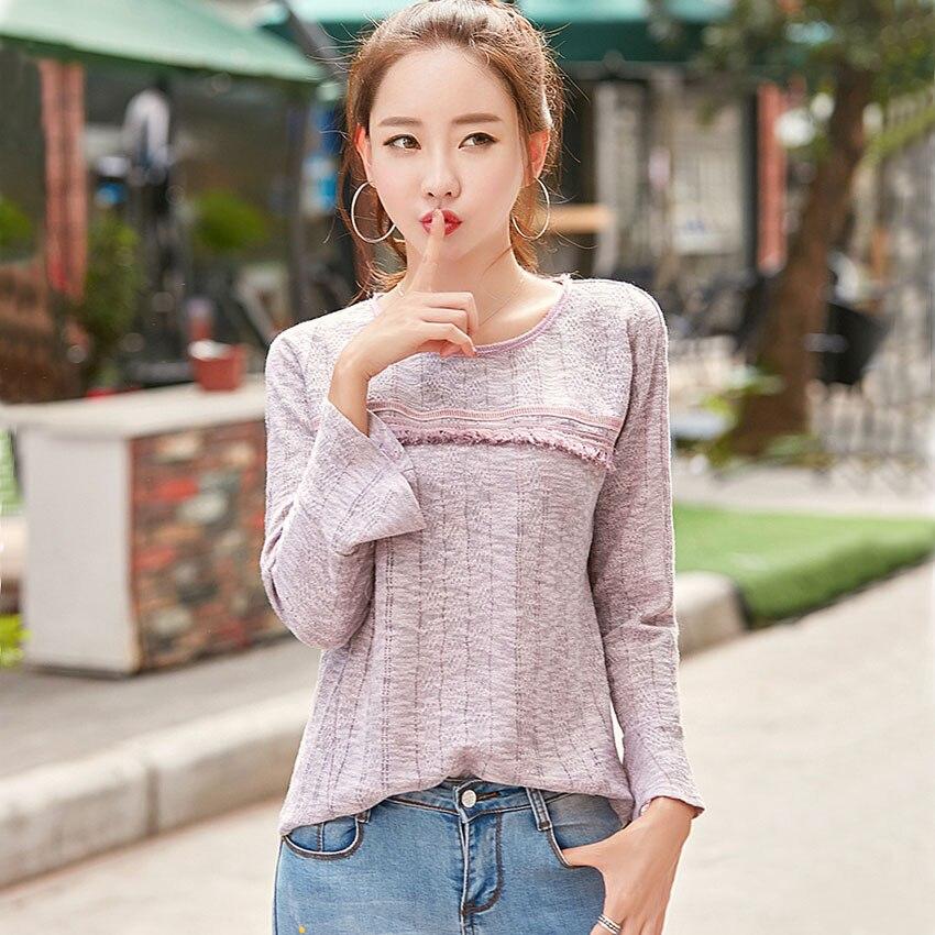 BOBOKATEER Ladies Tops Tassel Shirt Women Blouses Cotton Shirts Long Sleeve Blouse Top Blusas Camisas Femininas