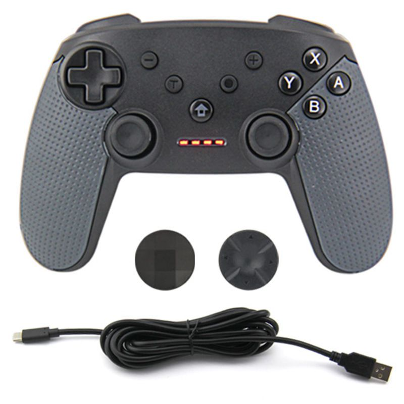 Turbo Function Bluetooth Wireless Controller Gamepads For Nintend Switch Pro Pc Xp Later System Video Game Player