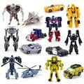 Plástico Tobot Transformador Mini Kids Classic Tobot Robot de Coches de Juguete para Niños Figuras de Acción Juguetes