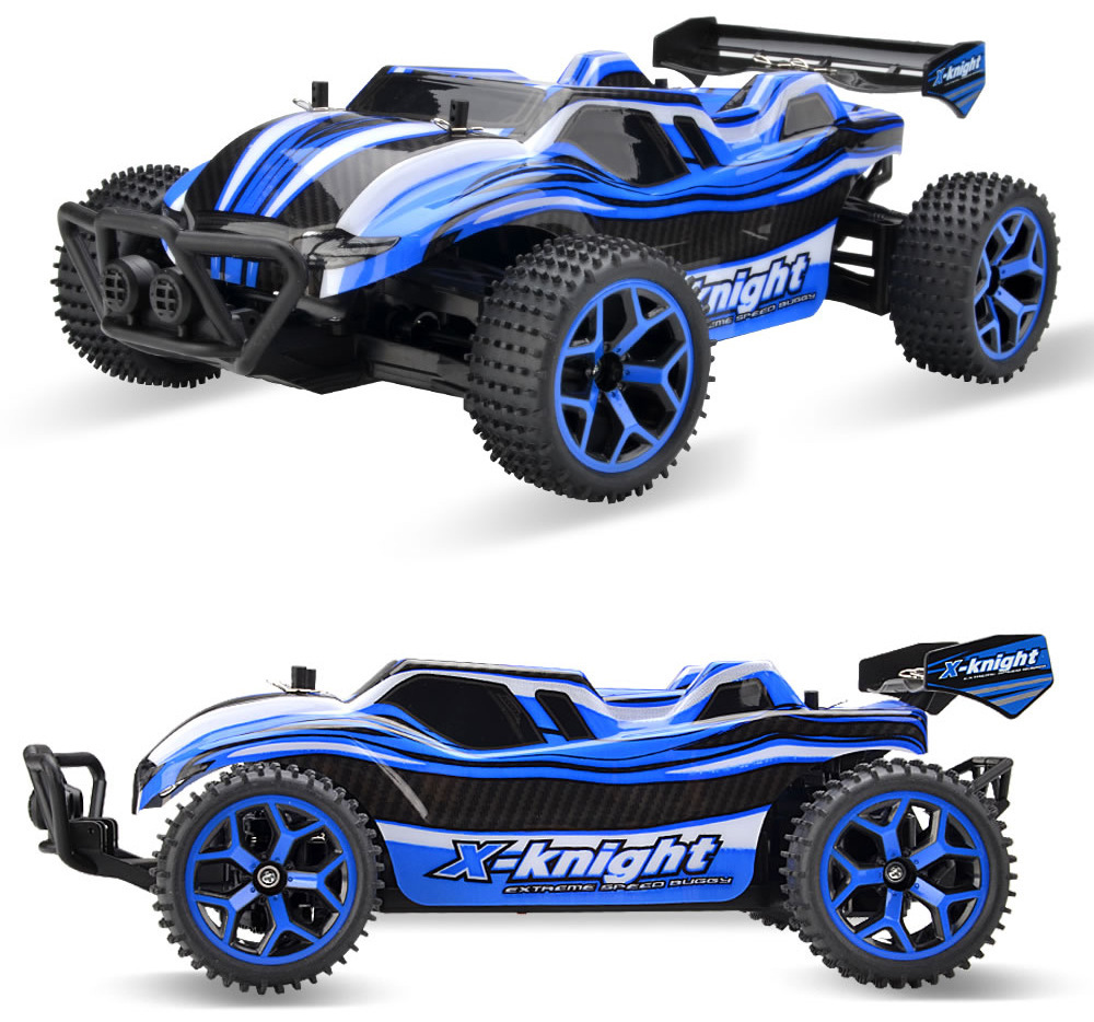 Фотография New high speed Radio control toy 1:18 2.4G 20km/h 4WD drive system RC remote control off-road sand truck vehicle racing car toy