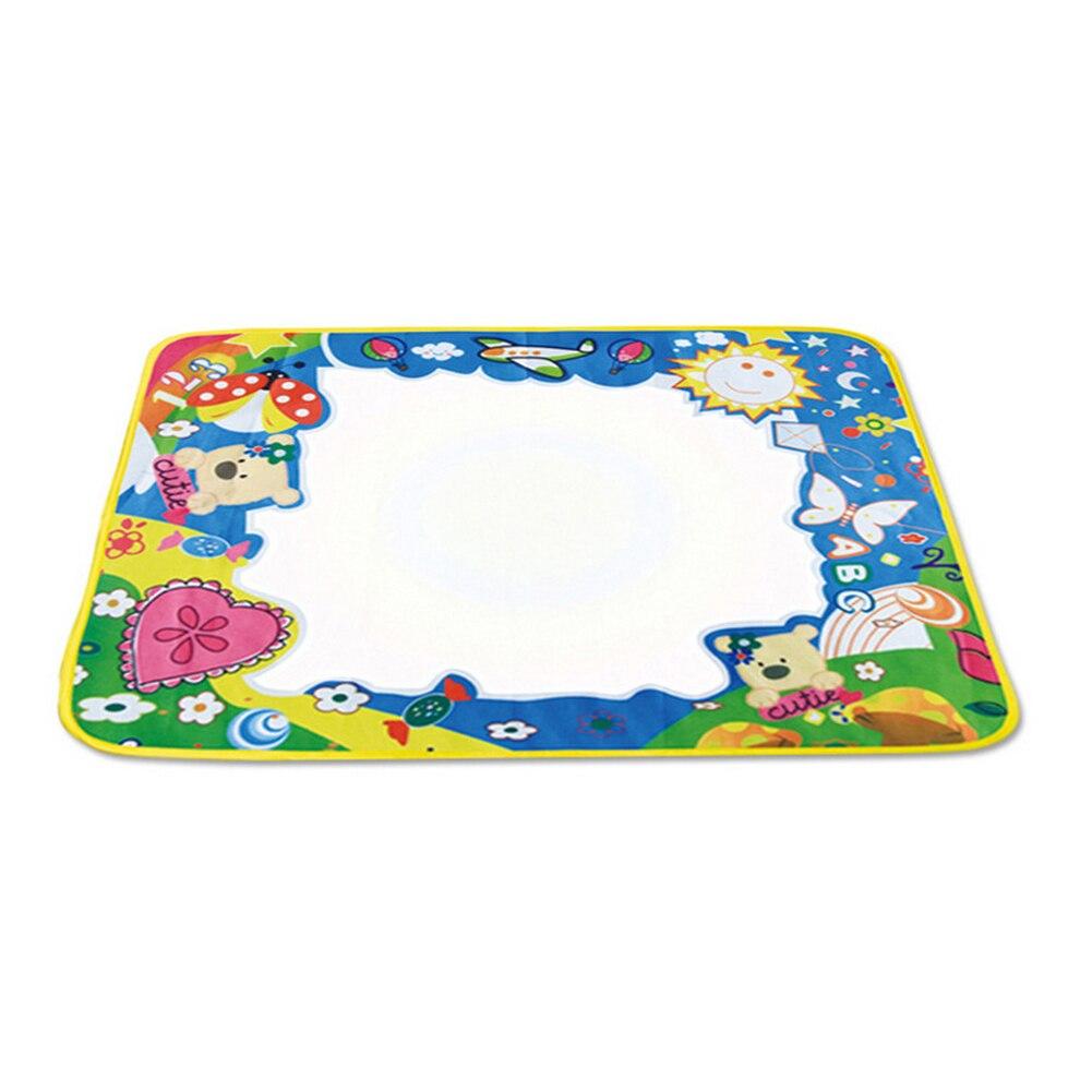 60x49 см Магия воды Рисунок Коврики Живопись Pen веселые развивающие детские игрушки