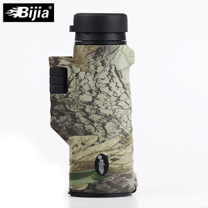 Image 2 - Bijia 10x42 高品質 4 色マルチコート BAK4 プリズム単眼狩猟バードウォッチング旅行望遠鏡サポートドロップ無料