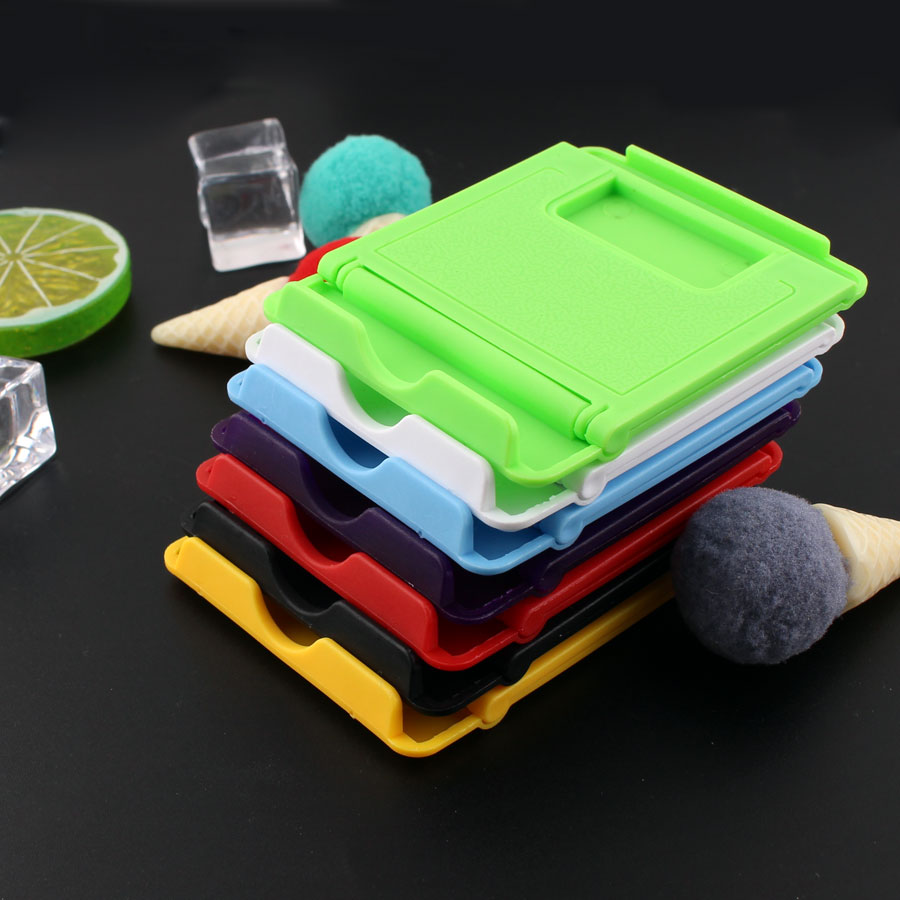 Plastic Phone Holder Desk Stand