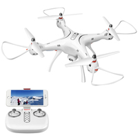 SYMA X8 Pro GPS RC Quadcopters Helicopters WiFi FPV 720P Camera Altitude Hold One Key Return Remote Control Drone Dron Toys RTF