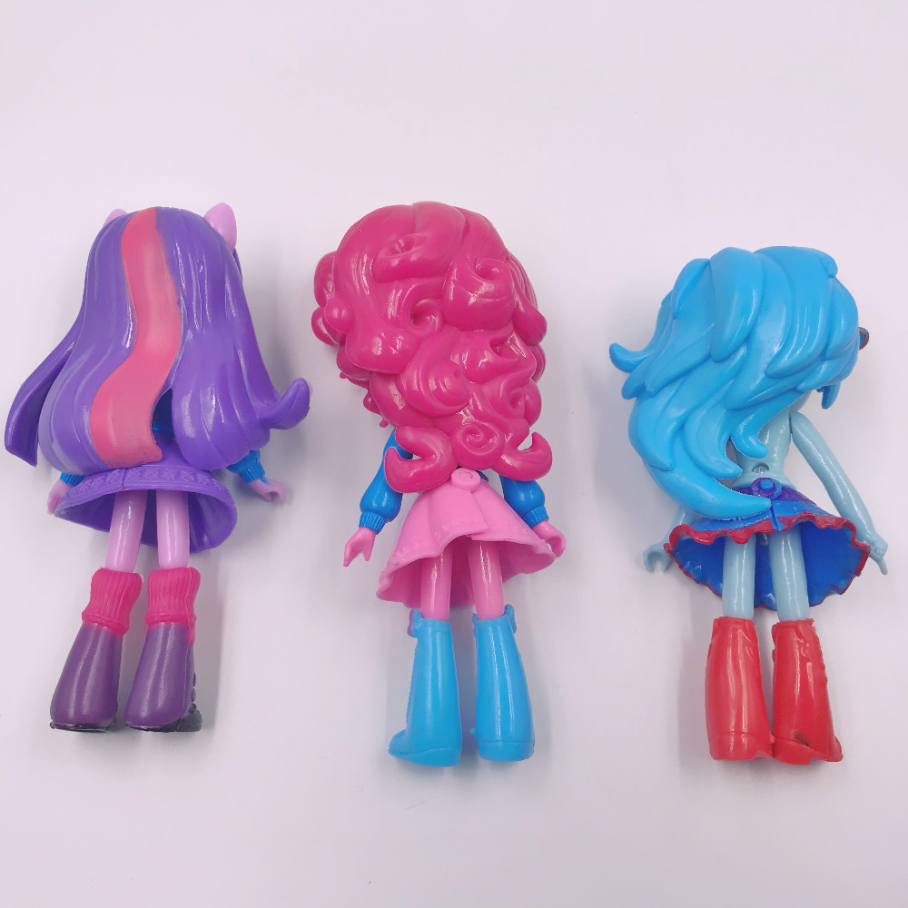 My Little Cute Pony Girl Figurines 13cm 24