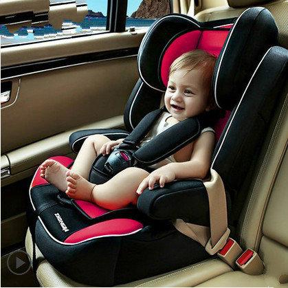 Isofix interface 9 - 12 child safety seat infant car seat 3c Baby car seat