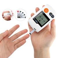 Cofoe Yili Blood Glucose Meter& 100pcs Test Strips & Lancets Needle Medical Household Blood Sugar Instrument for Diabetes Health