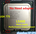 Lntel Xeon L5408 2.13 ГГц/12 М/1066 МГц/равно LGA775 Core 2 Quad Q8200 CPU ПРОЦЕССОР, работает на LGA775 платы нет необходимости адаптер