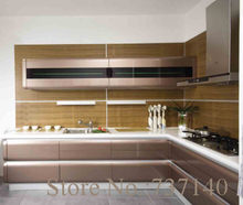 kitchen furniture modern lacquer kitchen cabinet lacquer furniture kitchen modular China furniture buying agent(China)