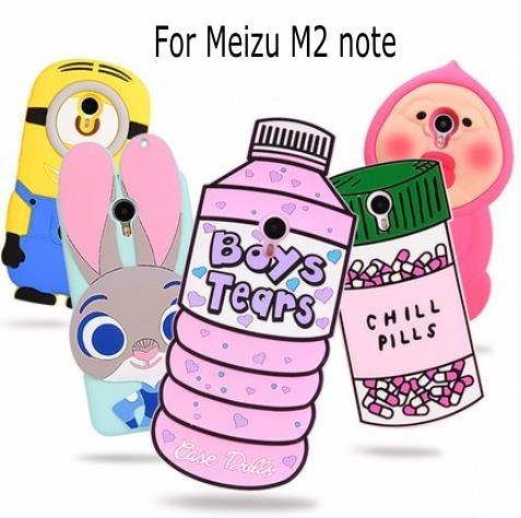 3D Cartoon ZOOTOPIA Bunny Love Potion Chill Pills Minion boy