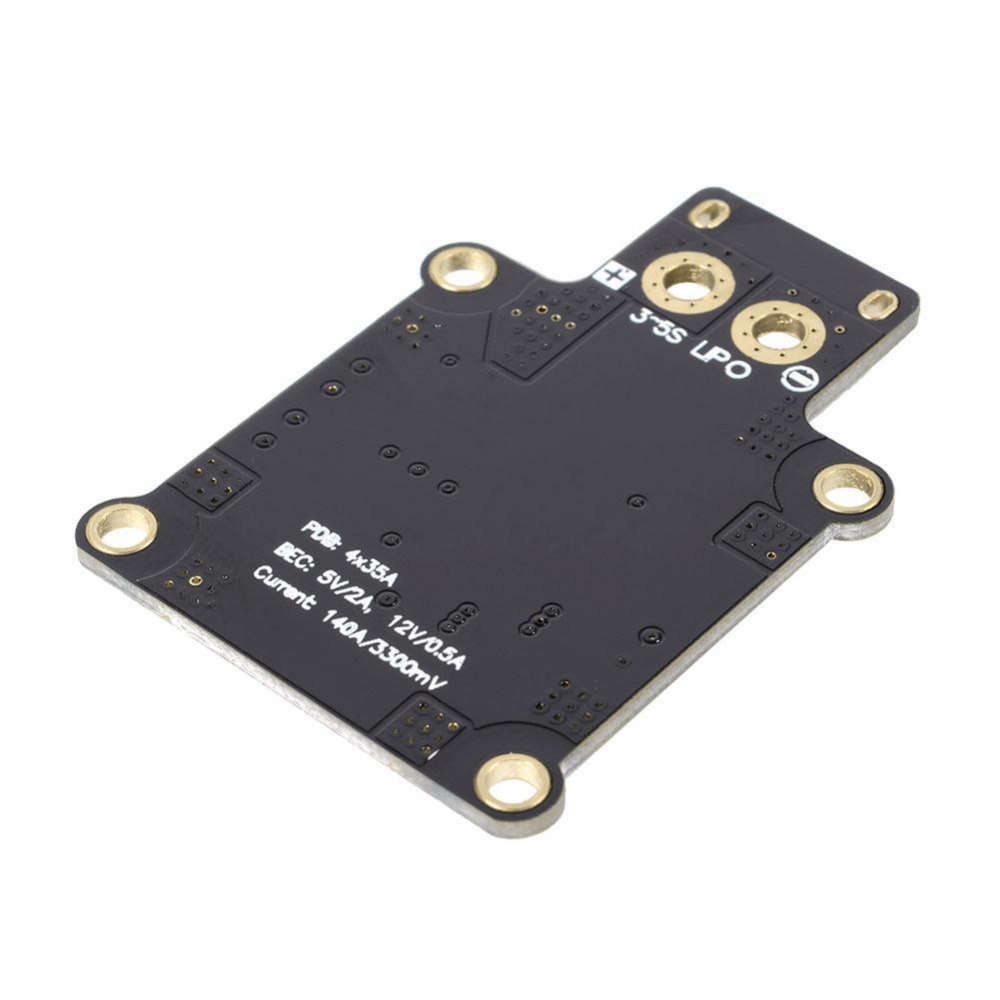 OCDAY SYS PDB-XPW 5V 12V Dual BEC PDB Built-in 140A Current Sensor Compact
