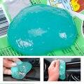 Saída de ventilação do painel de ar condicionado do carro mágico dwcx verde ferramenta de limpeza do interior para ford mazda vw audi bmw honda mercedes