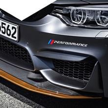 2pcs Car Styling Car Front  Bumper For bmw e90 e46 e39 e60 f30 f10 f34 x3 x4 x5 e70 f15 x6 M3 M5