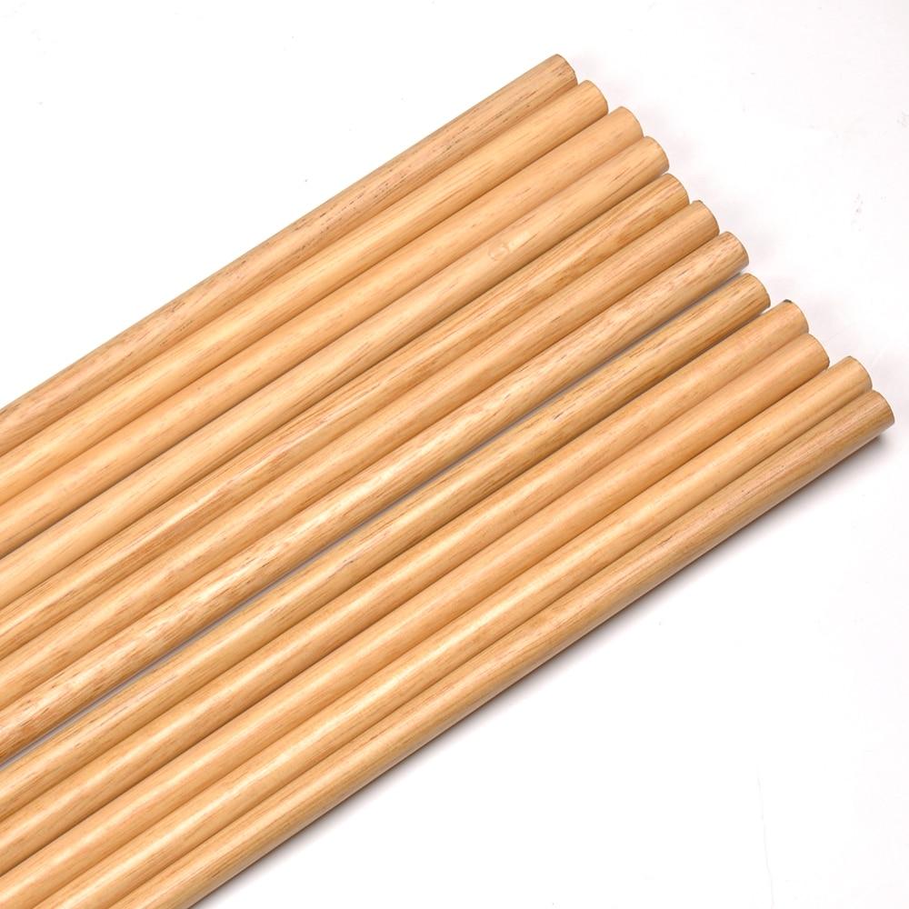 31 polegadas diamater 8.5mm de madeira eixos