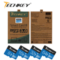 Memory card Micro SD card 32GB 64GB 16GB 8GB class10 TF card Microsd Pen drive Flash memory disk for phone/Camera free shiping