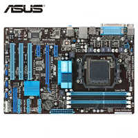 ASUS M5A78L LE Motherboard Buchse AM3/AM3 + DDR3 32GB Für AMD 760G M5A78L LE Desktop Mainboard systemboard SATA II PCI-E X16 Verwendet