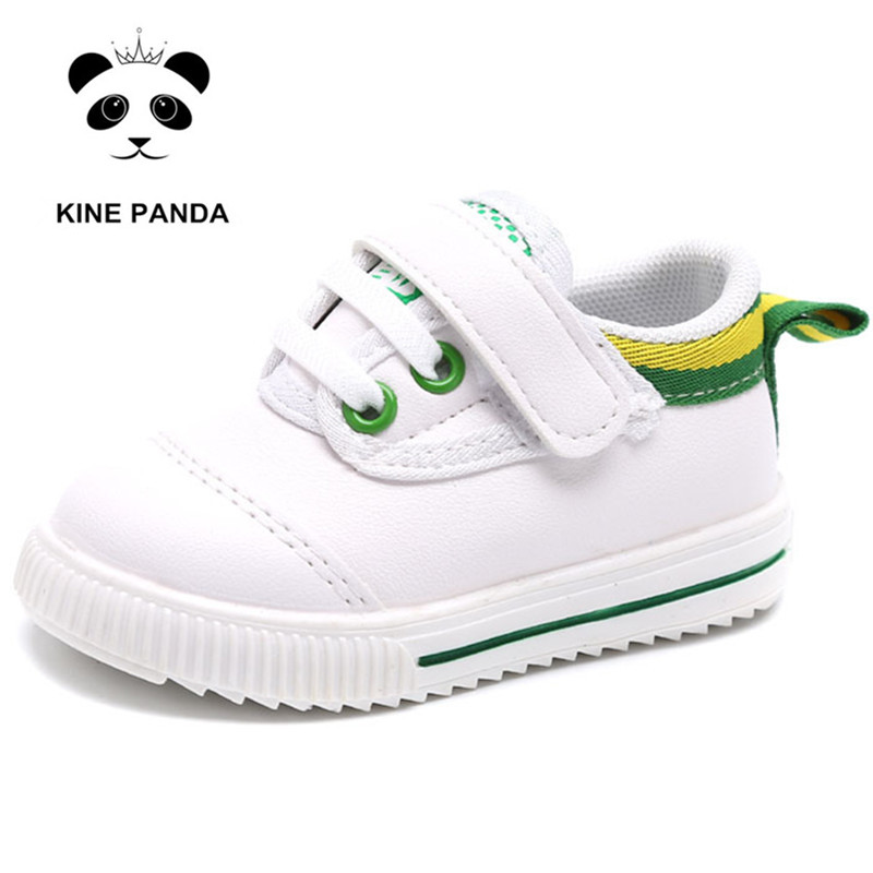KINE PANDA Toddler Kids Baby Shoes 1 2 3 Years Old Baby Boys Girls Soft Casual Sneakers Sport Shoes Anti-slide Prewalkers