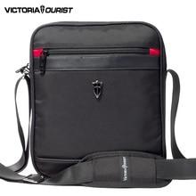 VICTORIATOURIST männer umhängetasche schwarz crossbody-tasche nylon sling reisetasche/business pack V7002