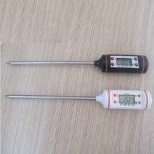 Digital BBQ Thermometer Sensitive Probe Make Meat / Food Cooking Easier Convenient Kitchen Tools ss703