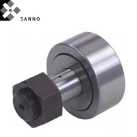 Cam follower CF3 CF30 2 wheel and pin bearing KR10PP KR90PP stud type track needle roller bearing for machine tools