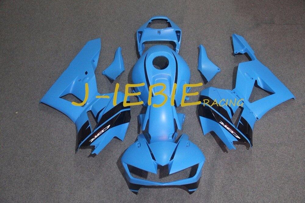 Blue Injection Fairing Body Work Frame Kit for HONDA CBR600RR CBR 600 CBR600 RR F5 2013 2014 2015 2016