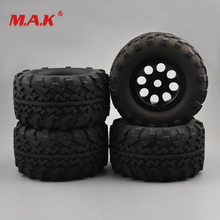 1:8 Scale Bigfoot Monster Truck Summit E-Revo Car Model Tire Rims with 17mm Hex fit HPI RC Car Model Accessories цены