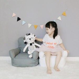 Image 4 - ALWAYSME フィラー 38 × 35 × 47 センチ子供以下ソファ椅子豆ソファチェア除去できる洗浄 PP 綿 & ボール材料