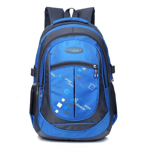 High Quality Large School Bags for Boys Girls Children Backpacks Primary Students Backpacks Waterproof  Schoolbag Kids Book Bag