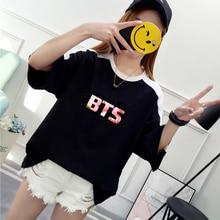 BTS Logo Plain Sweatshirt (27 Models)