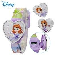 2016 New Disney Children Watch Fashion Cartoon Watches PRINCESS