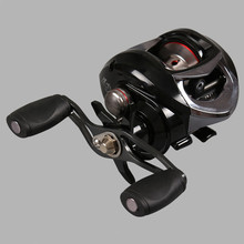 baitcast wheel anti-explosion line metallic 18 axis micro-objects baitcast reel highway Aachen fishing reel fishing wheel