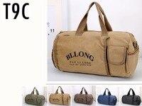 0 Canvas Sports Bag Single Shoulder0 Travel Bag Handbag Waterproof Luggage Men And Women Yoga Package