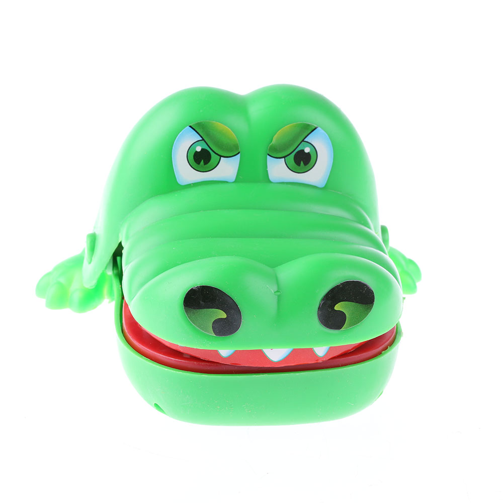 Classic Creative Children Biting Hand Crocodile Dentist Game Funny Toy For Kids In Gags Practical Jokes From Toys Hobbies On Alibaba