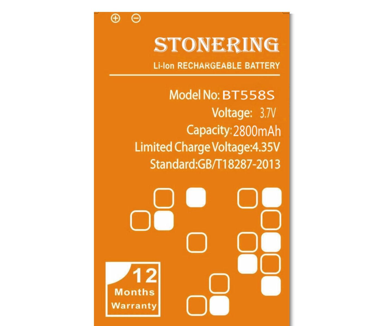 Stonering Battery BT558S 2800mAh Batterij Backup Bateria For Zopo Speed 7 ZOPO Hero 1 5.0 inch CellPhone