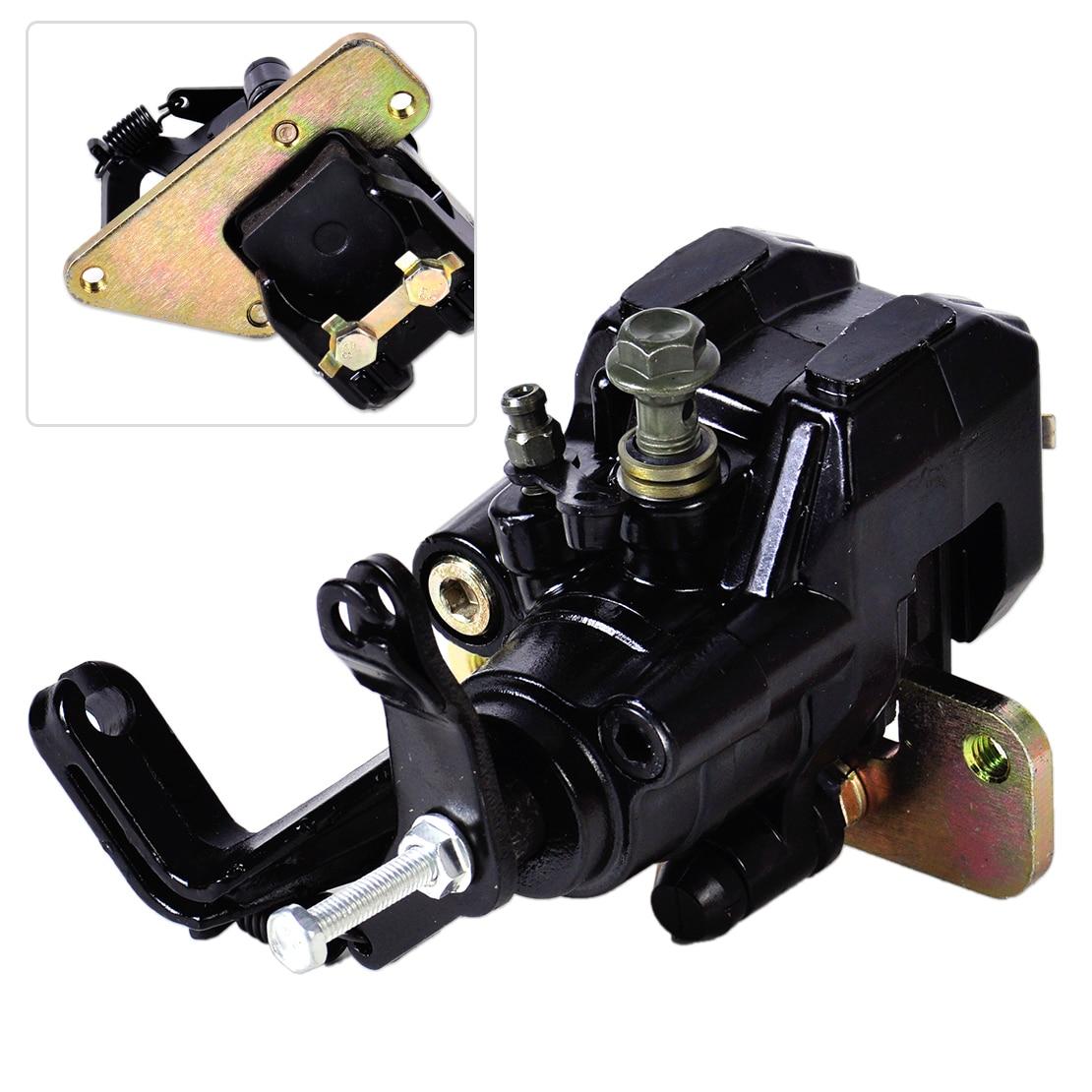 beler New 1pc Metal Rear Back Brake Caliper Fit for Suzuki Quad Sport Z400 2003 2004 2005-2009 Quadsport LT-Z400 2012 2013 2014 dwcx rear brake caliper replacement for suzuki vinson 500 lta500f lta500fb ltf500fc ltf500f ltf500fc