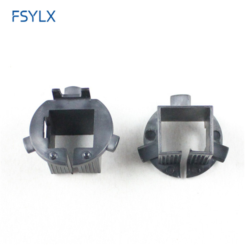 Fsylx H7 Xenon Hid Adaptor For Kia K4 K5 H7 Hid Xenon Bulb Holder H7 Hid Adapter Holder Base For Hyundai Genesis Coupe Veloster Moderate Price Automobiles & Motorcycles Car Lights