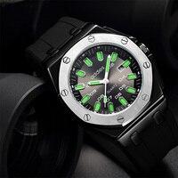 addies mens waterproof watches watch men luxury brand sport quartz outdoor luminous wristwatch reloj homme relogio masculino