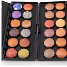 New Brand Professional Makeup 12 Colors 3D Baked Matte Naked Eyeshadow Palette Nude Beauty Glitter Eyes Sombra Cosmetic Tools