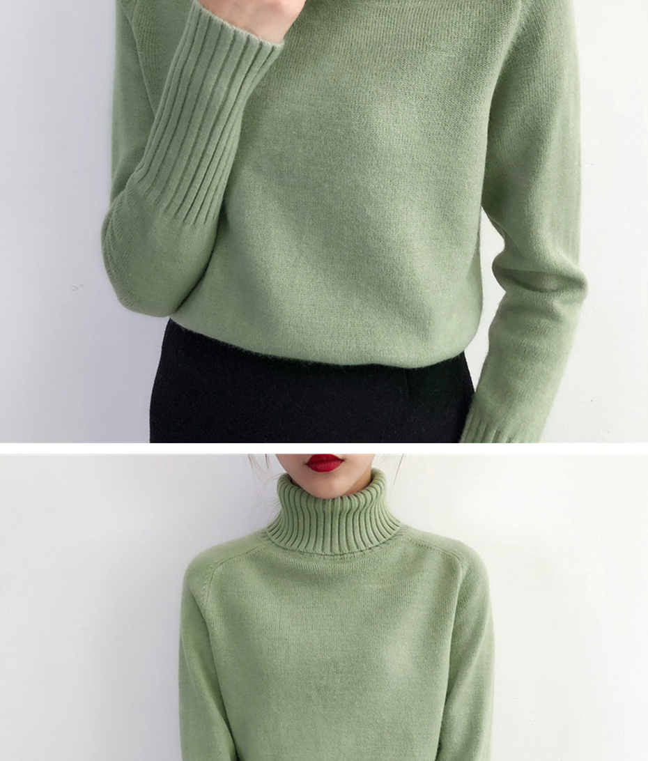 Surmiitro Sweater Female 19 Autumn Winter Cashmere Knitted Women Sweater And Pullover Female Tricot Jersey Jumper Pull Femme 11