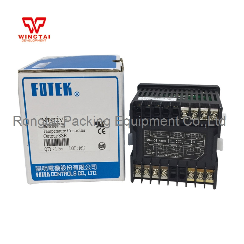 Taiwan Fotek NT Series NT-72VE Fuzzy Self-adaptive PID PID + Fuzzy Intelligent Temperature Controller xmt9000 low price panel size 80 160 programmable pid digital intelligent industry temperature controller