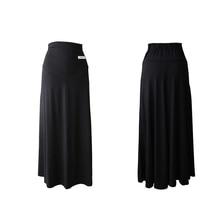 BONJEAN New Arrival Spring Summer Maternity Belly Skirt Clothing For Pregnant Women Dresses Pregnancy