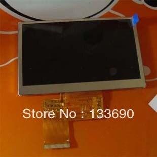 4.3 polegada tft lcd tela 480*272 driver de tela sem toque interface rgb para mcu braço nenhum toque