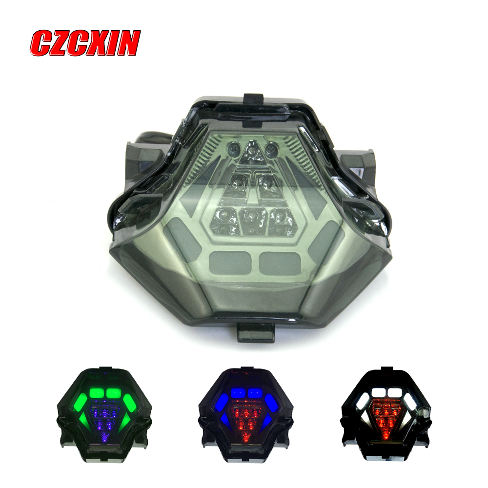 US $45 0  For yamaha YZF R25 R3 Y15ZR motorcycle LED tail lamp modified  rear lights red turn light stop lamp free shipping on Aliexpress com    Alibaba